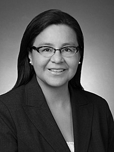 Wilda Wahpepah, a Native American and attorney, has experience working with Indian gaming. Photo courtesy Wilda Wahpepah