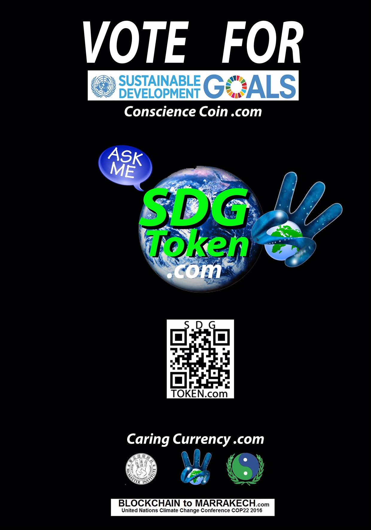 Vote ofr SDG Token