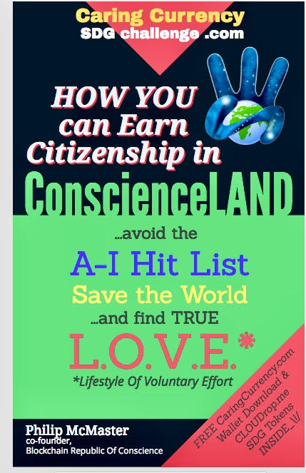 How you can earn Citizenship in ConscienceLAND